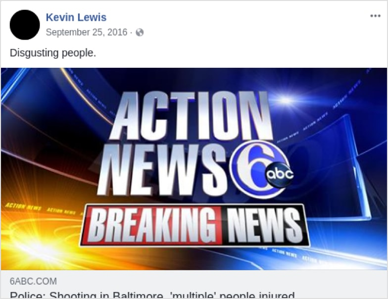Cops' troubling Facebook posts revealed   In Plain View