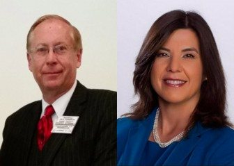 Chris Pfannkuche and Anita Alvarez