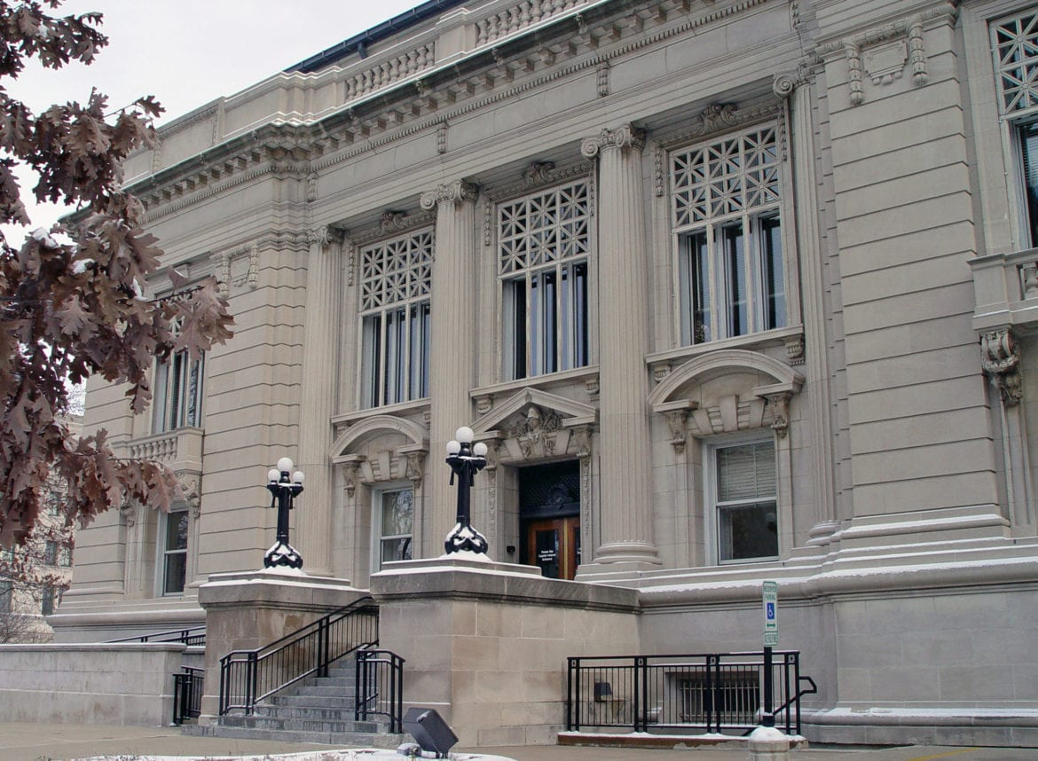 Illinois Supreme Court building