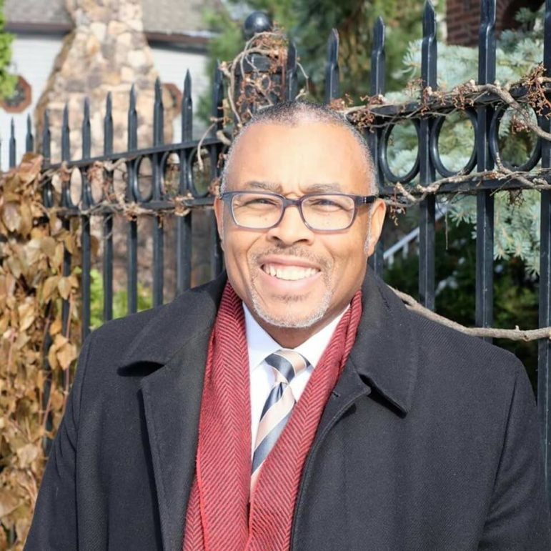 Ald. Howard Brookins (21st Ward), who is planning to run in the next Cook County judicial election, in June 2022.